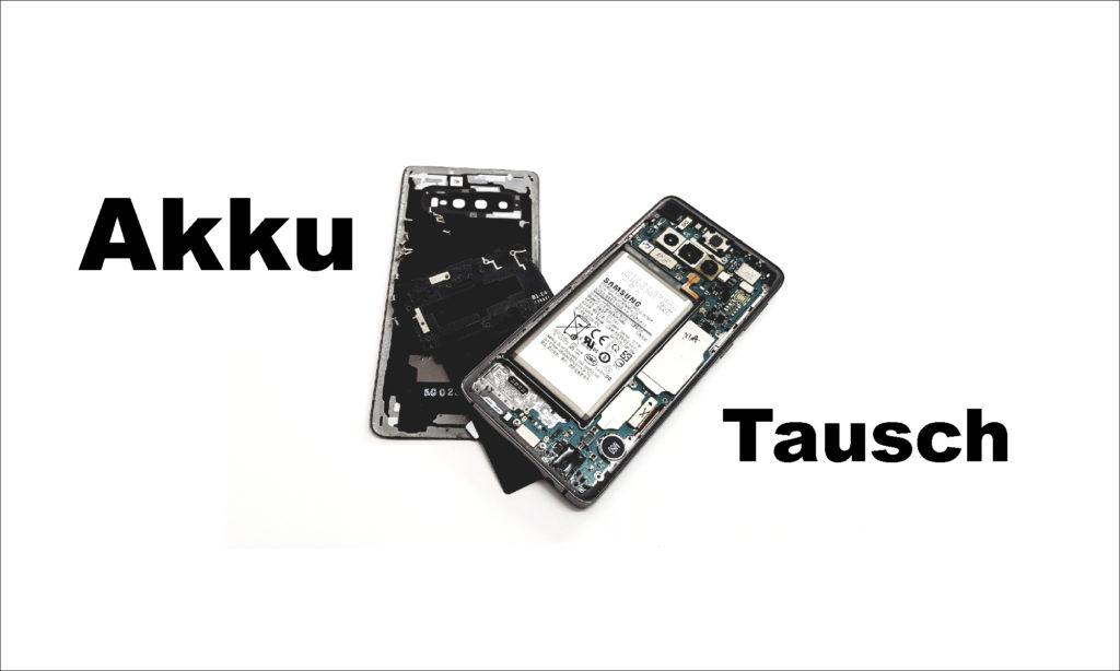 Handy Akku Tausch original